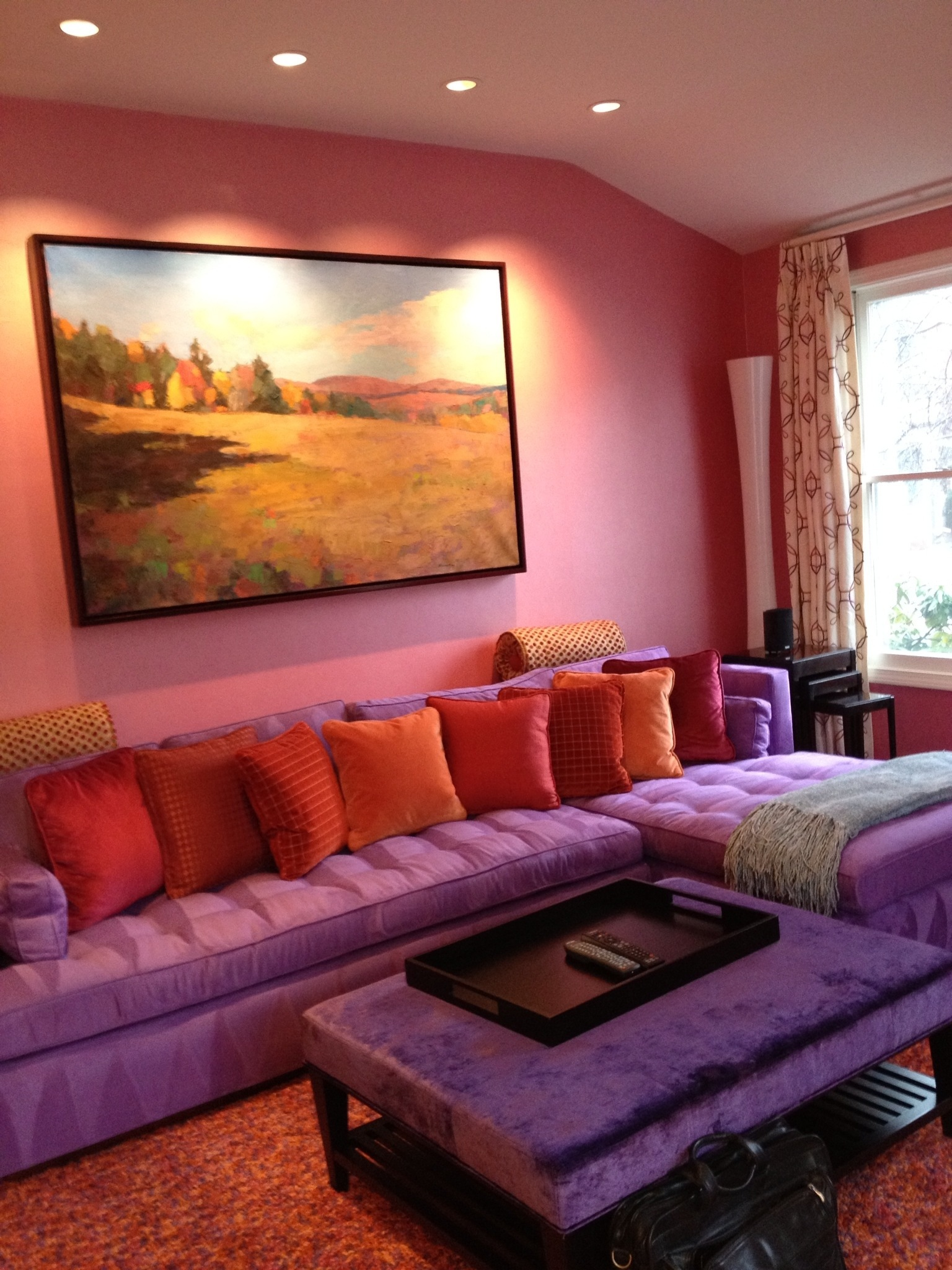 purple and orange room amusing best 20+ orange rooms ideas on