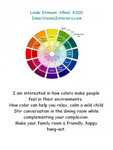 Linda Stimson color wheel